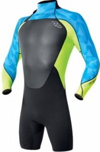 мокрый гидрокостюм Rise LS 2x2mm Springsuit