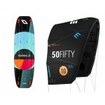 NOBILE 50/FIFTY SET: KITEBOARD + KITE 2017